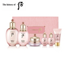 THE HISTORY OF WHOO Gongjinhyang Soo Yeon Set [Monthly Limited -July 2018]
